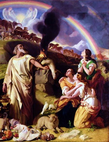 Sorry, Mark Driscoll, Noah Was Righteous